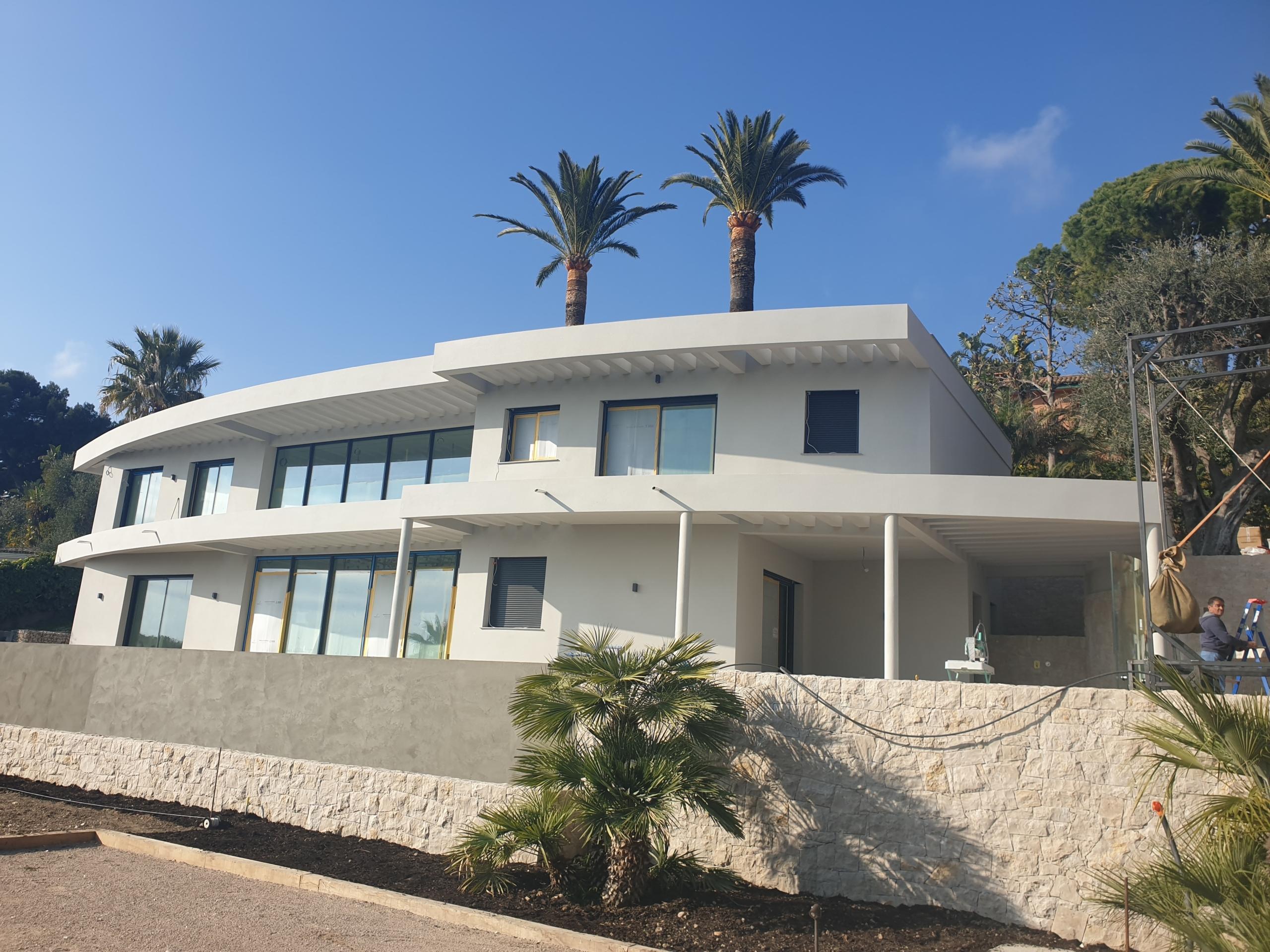 architecte mosser - villa